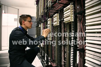 we are the best web hosting solution company